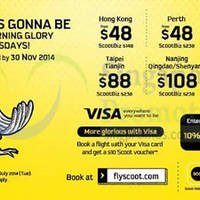 Read more about Scoot From $48 2hr Promo Air Fares 29 Jul 2014