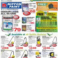 Read more about Selffix Kettler Vacuum Cleaners & Washers Offers @ Vivocity 17 - 28 Jul 2014