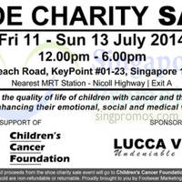 Read more about Footwear Marketing Shoe Charity Sale @ Keypoint 11 - 13 Jul 2014