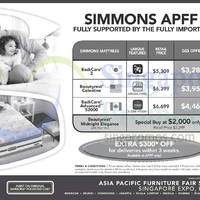 Read more about Simmons BackCare Mattresses Offers 19 Jul 2014