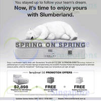 Read more about Slumberland TempSmart 3.0 1600 Mattress Offer 19 Jul 2014