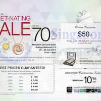 Read more about Soo Kee Jewellery Facet-nating Sale @ Mandarin Orchard 25 - 28 Jul 2014