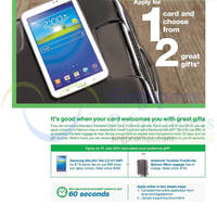 Read more about Standard Chartered Apply For Credit Card & Get Free Luggage 10 - 31 Jul 2014