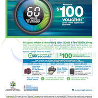 Read more about Standard Chartered Apply CashOne Loan & Get $100 Voucher 14 - 31 Jul 2014