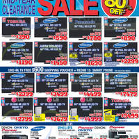 Read more about Audio House Electronics, TV, Notebooks & Appliances Offers @ Liang Court 18 - 20 Jul 2014