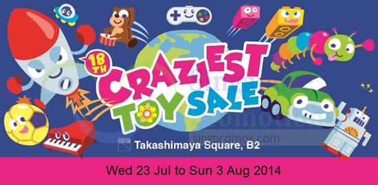 Takashimaya 12 Jul 2014