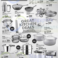 Read more about Takashimaya Great Kitchen Deals 11 - 27 Jul 2014