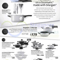 Read more about Tangs Silit Kitchenware Offers 18 Jul 2014