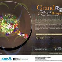 Read more about Taste Paradise 6-Course Set Menu Promo For ANZ Cardmembers 1 Jul - 30 Sep 2014