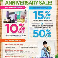 Read more about The Face Shop 10% OFF Storewide Promo @ Jem 21 - 27 Jul 2014