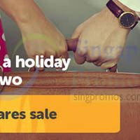 Read more about TigerAir 1 For 1 Air Fares For UOB & Standard Chartered Cardmembers 14 - 27 Jul 2014