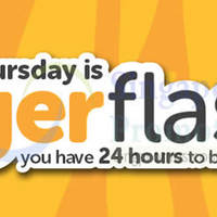 TigerAir from $39 (all-in) 24hr Promo Fares 7 - 8 May 2015