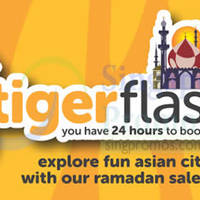 Read more about TigerAir From $44 (all-in) Promo Air Fares 9 - 10 Jul 2014