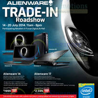 Read more about Dell Alienware Trade-in Roadshow Offers @ Funan Digitalife Mall 14 - 20 Jul 2014