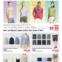 Read more about Uniqlo Islandwide Special Offers 4 - 6 Jul 2014