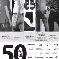 Read more about Evisu, Camper, Bread & Butter, True Religion & More Sale 18 Jul 2014