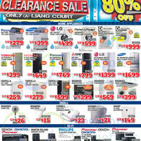 Read more about Audio House Electronics, TV, Notebooks & Appliances Offers @ Liang Court 25 - 28 Jul 2014