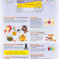 Read more about West Mall Satisfy Your Cravings 4 Jul - 10 Aug 2014