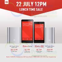 Read more about Xiaomi Redmi Note & Redmi 1S Restocked Sale 22 Jul 2014