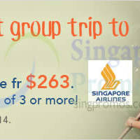 Read more about Zuji Fr $263 3D2N Singapore Airlines Bangkok 3-To-Go Packages 4 - 31 Jul 2014