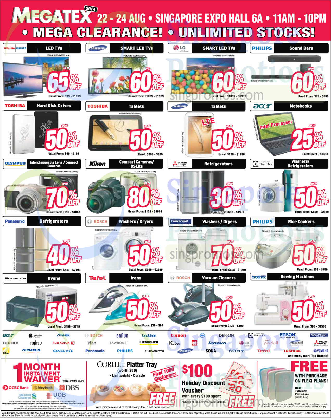 Kitchen Appliances Singapore 22 Aug Tvs Tablets Digital Cameras Home Appliances Kitchen