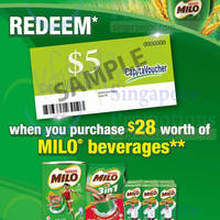 Read more about Milo Buy $28 Worth & Get FREE $5 CapitaVoucher 26 Jul - 31 Aug 2014
