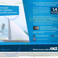 Read more about ANZ Travel Visa Signature Credit Card 12 Aug 2014