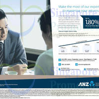 Read more about ANZ Up To 1.8% p.a. Time Deposits 5 - 31 Aug 2014