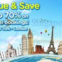 Read more about Air Asia Go Up To 70% OFF Hotel Bookings 29 - 31 Aug 2014