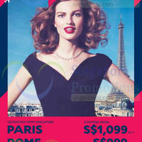 Read more about Air France From $999 Promo Air Fares 20 Aug - 19 Sep 2014
