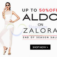 Read more about Aldo End of Season Online SALE 5 Aug 2014