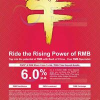 Read more about Bank of China 6.0% p.a. RMB Time Deposit 17 Aug 2014