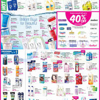 Read more about NTUC Fairprice Beauty Deals, Home Appliances & IT Appliances Offers 7 - 20 Aug 2014