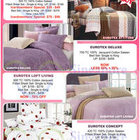 Read more about Isetan Eurotex Bedding Promotion 22 Aug - 3 Sep 2014