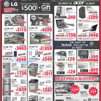 Read more about Best Denki TV, Appliances & Other Electronics Offers 29 Aug - 1 Sep 2014