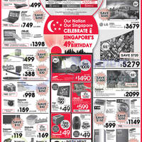 Read more about Best Denki TV, Appliances & Other Electronics Offers 9 - 11 Aug 2014