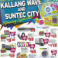 Harvey Norman Kallang Wave & Suntec City Opening Specials 30 Aug - 14 Sep 2014