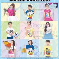Read more about Bossini NEW Disney Classic Collection 7 Aug 2014