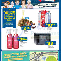 Read more about NTUC Fairprice Electronics, Groceries, Home Appliances & Health Offers 14 - 27 Aug 2014