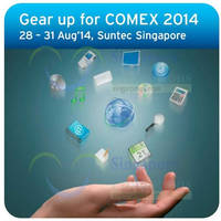 Citibank COMEX 2014 Privileges & Offers 28 - 31 Aug 2014