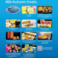 Read more about Citibank Up To 30% OFF Mid-Autumn Treats 3 Aug - 8 Sep 2014