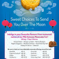 Read more about City Square Mall Mid-Autumn Mooncake Fair 26 Aug - 7 Sep 2014