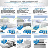 Read more about Courts Mattress Wellness Fair Offers 15 - 17 Aug 2014