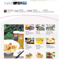 DBS/POSB 1 For 1 Dining Deals 28 Aug - 30 Nov 2014