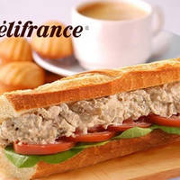 Delifrance 53% OFF Sandwich, Beverage & Madeleines Set @ 25 Locations 29 Aug 2014