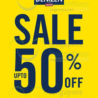 Read more about Denizen SALE 29 Aug 2014