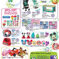 "Babies ""R"" Us Disney Baby & Disney Junior Promotion 21 Aug - 22 Sep 2014"