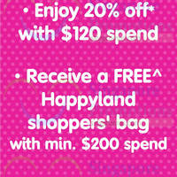 Read more about Early Learning Centre Spend $120 & Get 20% OFF 6 Aug 2014