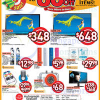 Read more about Giant TVs & Other Electronics Offers 15 - 28 Aug 2014