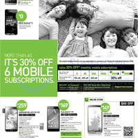 Read more about Starhub Smartphones, Tablets, Cable TV & Mobile/Home Broadband Offers 16 - 22 Aug 2014